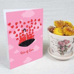 کارت پستال ولنتاین کد 2044 کلاسیک