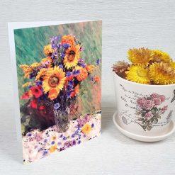 کارت پستال طبیعت کد 4700 کلاسیک