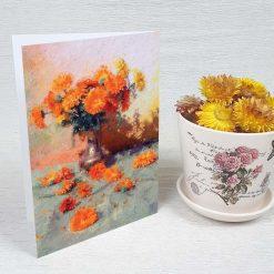 کارت پستال طبیعت کد 4686 کلاسیک