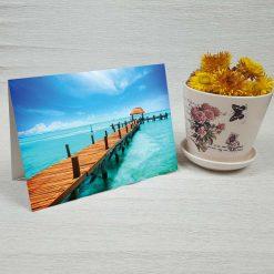کارت پستال طبیعت کد 3416 کلاسیک