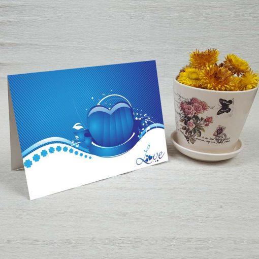 کارت پستال عاشقانه کد 3574 کلاسیک