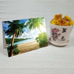 کارت پستال طبیعت کد 3405 کلاسیک