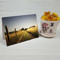 کارت پستال طبیعت کد 3403 کلاسیک