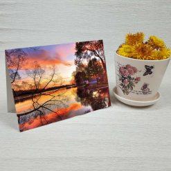کارت پستال طبیعت کد 3492 کلاسیک