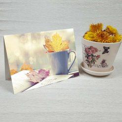 کارت پستال طبیعت کد 3499 کلاسیک