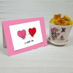 کارت پستال عاشقانه کد 3083 کلاسیک