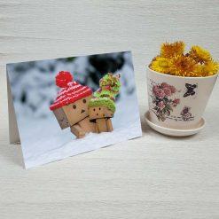 کارت پستال طبیعت کد 4332 کلاسیک