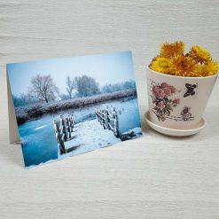 کارت پستال طبیعت کد 4333 کلاسیک