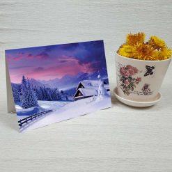 کارت پستال طبیعت کد 4335 کلاسیک