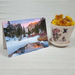 کارت پستال طبیعت کد 4336 کلاسیک
