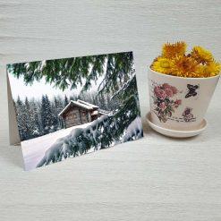 کارت پستال طبیعت کد 4338 کلاسیک