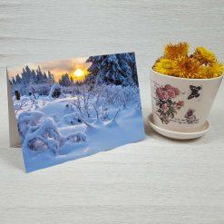 کارت پستال طبیعت کد 4349 کلاسیک