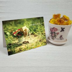 کارت پستال روز پدر کد 3143 کلاسیک