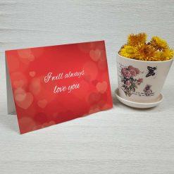 کارت پستال ولنتاین کد 2023 کلاسیک