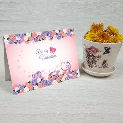 کارت پستال ولنتاین کد 2053 کلاسیک
