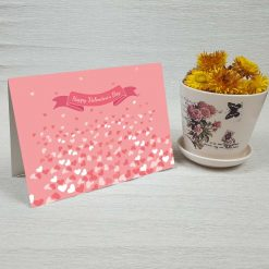 کارت پستال ولنتاین کد 2058 کلاسیک