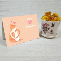 کارت پستال ولنتاین کد 2060 کلاسیک