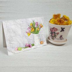 کارت پستال طبیعت کد 4694 کلاسیک