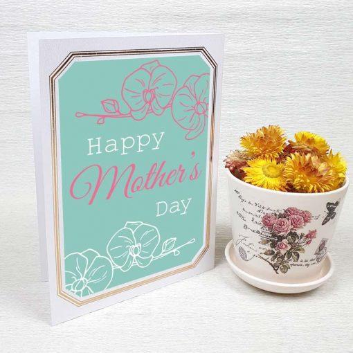 کارت پستال روز مادر کد 2167 لوکس