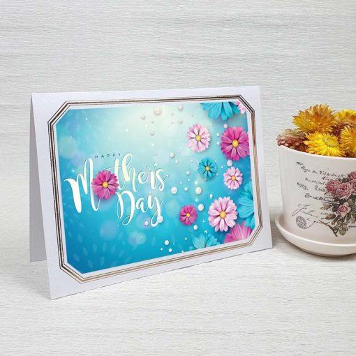 کارت پستال روز مادر کد 4718 لوکس