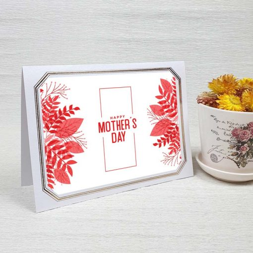 کارت پستال روز مادر کد 4719 لوکس