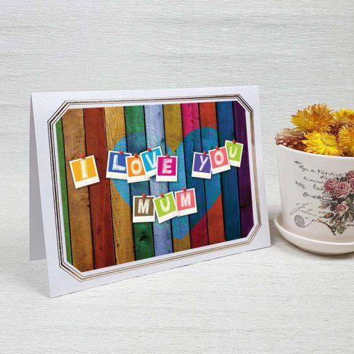 کارت پستال روز مادر کد 4730 لوکس
