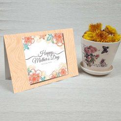 کارت پستال روز مادر کد 2151 کلاسیک