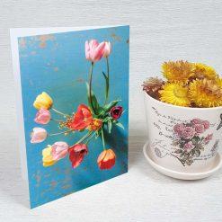 کارت پستال طبیعت کد 3374 کلاسیک