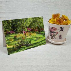 کارت پستال طبیعت کد 3386 کلاسیک