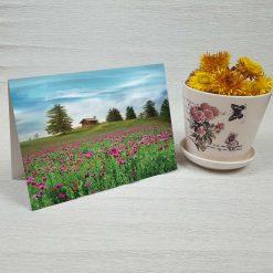 کارت پستال طبیعت کد 3391 کلاسیک